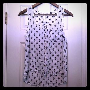 Aeropostale sleeveless top
